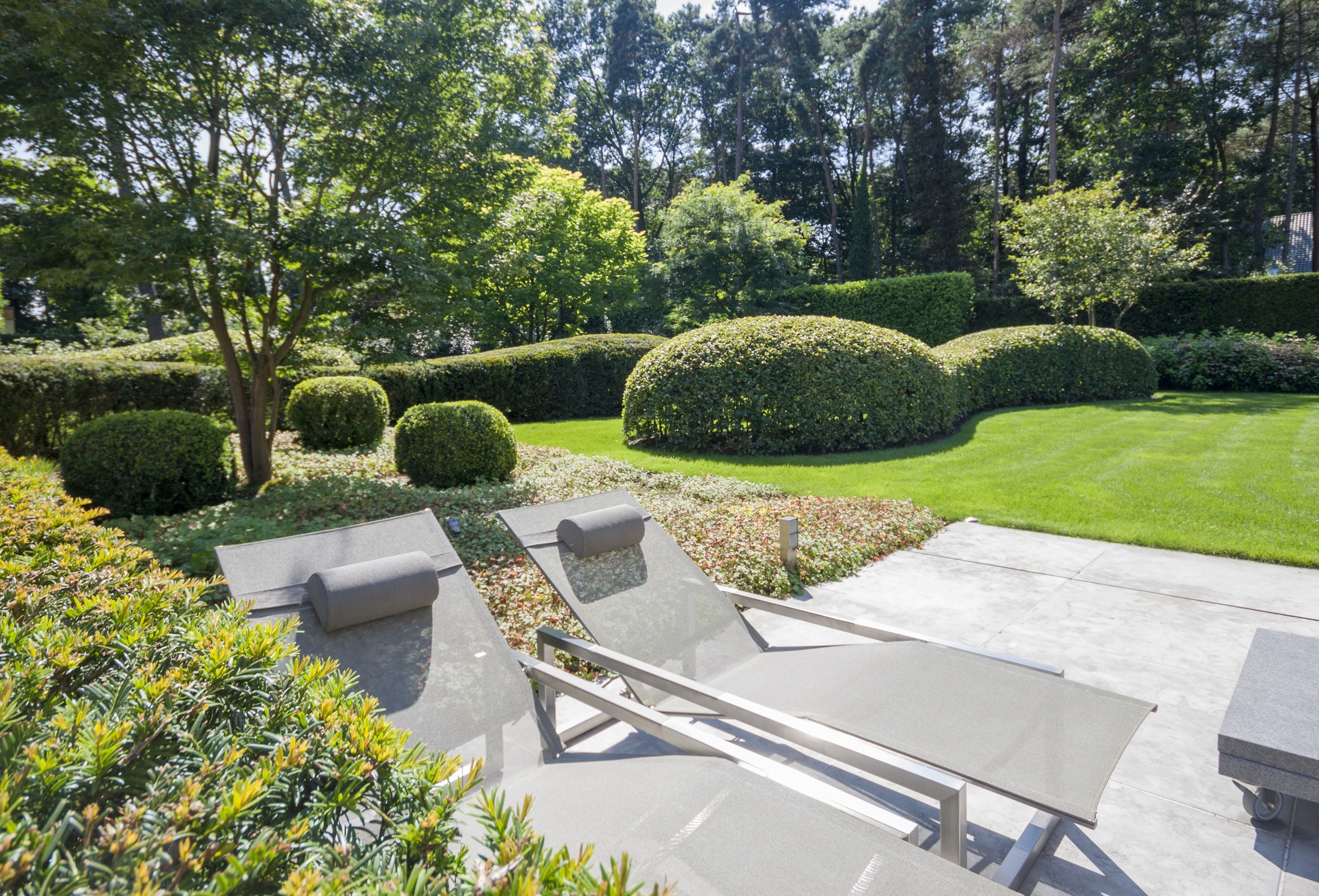 privé tuinen